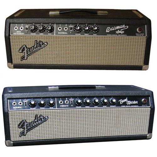 Fender Bandmaster Amp Head Fender Bassman Amp Bandmaster