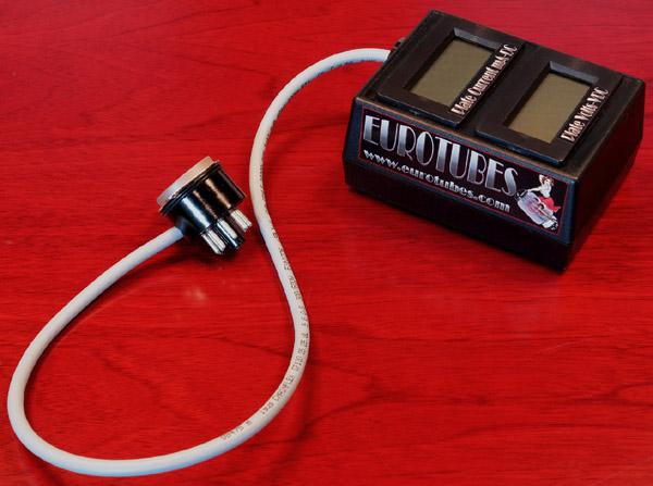 """Eurotubes """"Pro One"""" Bias Probe for octal power tubes"""