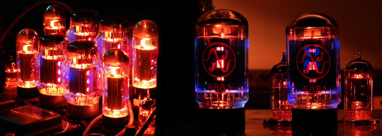 JJ Electronic 5Y3 S
