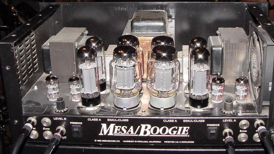 Mesa Boogie Amps