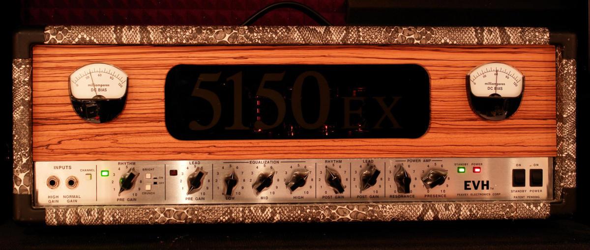 Dating peavey amp serial number