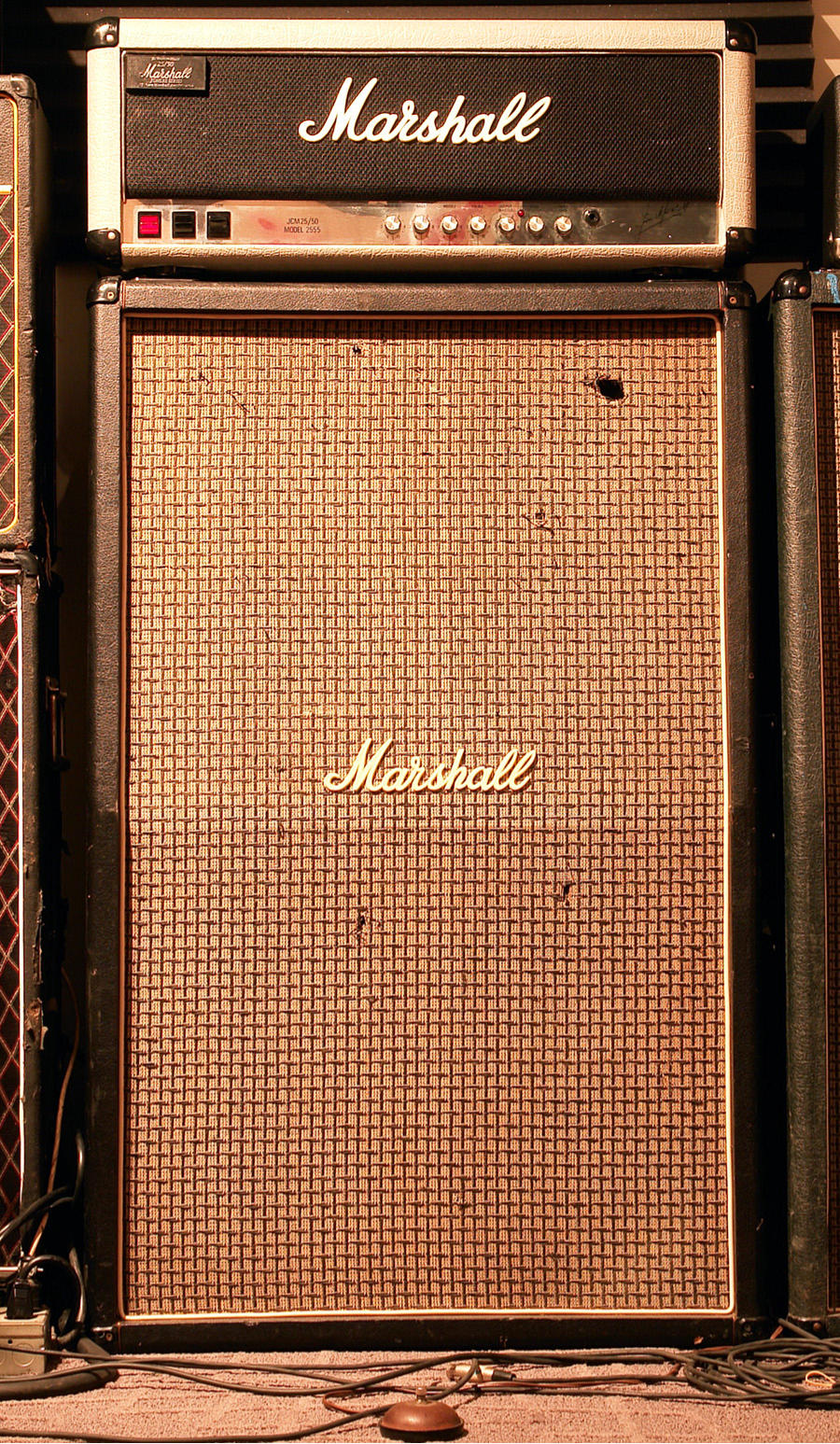 Marshall 2555 Silver Jubilee